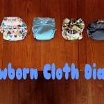 Newborn Cloth Diaper Pre-Review