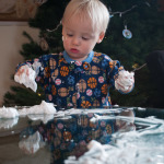 Shaving Cream {12 Days of Sensory Play}
