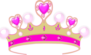 Princess crown clip art