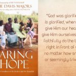 Daring to Hope Book Review